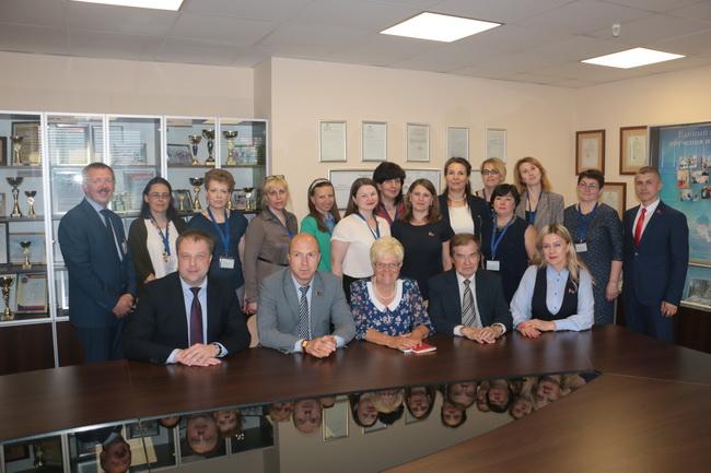 Участие в круглом столе, посвященном юбилею Международного Фонда единства православных народов