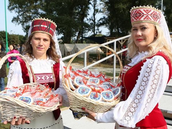 На праздновании 950-летия г.Минска